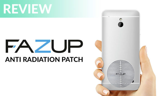 FAZUP Review: Best EMF Protection For Your Mobile Phone ?