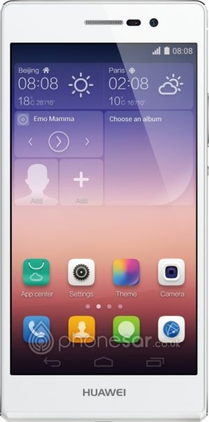 Huawei Ascend P7 - Cheap deals, SAR Values, Specifications, Price