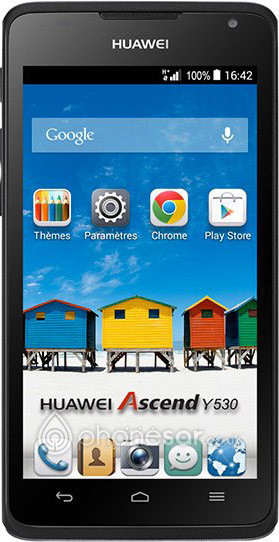 Huawei Ascend Y530 - Cheap deals, SAR Values, Specifications