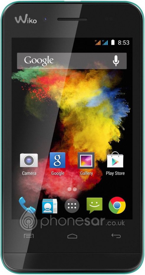 Wiko Goa - Cheap deals, SAR Values, Specifications, Price